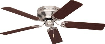 Emerson CF805SBS Snugger Indoor 52-Inch 5-Blade Ceiling Fan