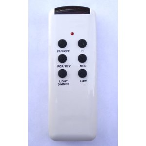 Casablanca Ceiling Fan Remote Control