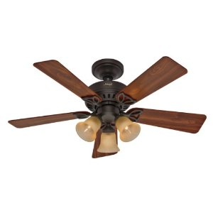 Hunter Beacon Hill 42-Inch 3-Light 5-Blade Fan