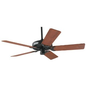 Hunter Black Cast Iron Indoor Fan