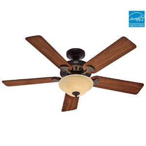 Hunter Sonora New Bronze Energy Star Ceiling Fan