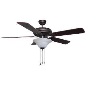 Canarm LTD Pacific Wind ES ORB 52 Frost Glass Fan