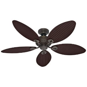 Hunter Provencal Gold Bayview Ceiling Fan
