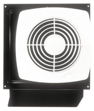 Broan-Nutone 8-in. Through Wall Ventilation Fan With Switch