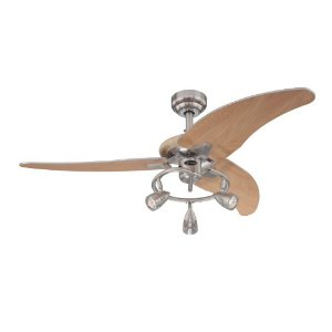 Westinghouse Elite Three-Light 48-Inch Ceiling Fan