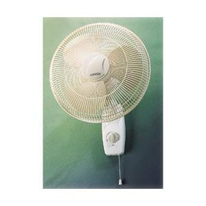 Lasko 16' Oscillating Wall Mount Fan